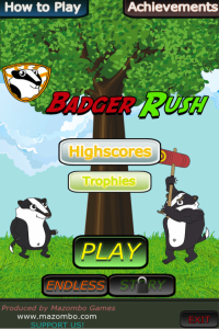 badger rush